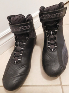 Alpinestars Motorcycle Shoes/Boots (Size USA 10/EUR 43)