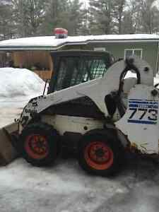2001 bobcat 773 turbo