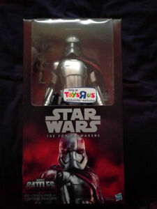 Star Wars: The Force Awakens, Captain Phasma Exclusive