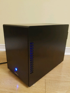 Small Quiet Office PC, HTPC, Light Gaming Desktop Computer
