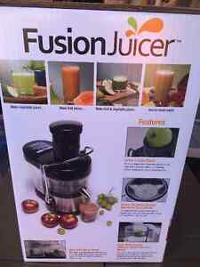 FusionJuicer brand new reg$159 now sale$60