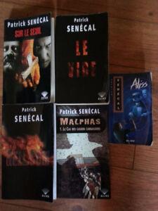 Roman de Patrick Senécal - Malphas - Hell.com - Sur le seuil