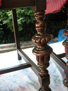 antique dining chairs 1930's set of 6 , restored Oakville / Halton Region Toronto (GTA) image 4