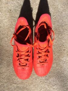 Adidas Kids Soccer shoes size 1