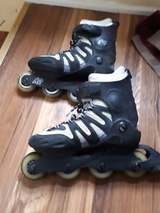 Women's rollerblades size 9.5 US $50 OBO