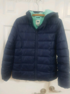 GIRLS YOUTH FROST FREE JACKET SIZE 14/16