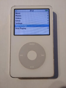 iPod Classic 5th Gen 64GB Micro SD (or bring your own)