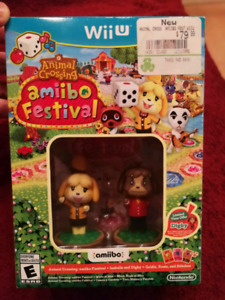 New Animal Crossing amiibo festival