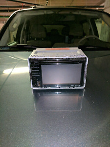 Pioneer Touch Screen with harness and remote
