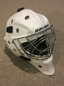 Bauer NME9 Pro Goalie Mask- Fit 2