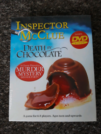 Murder mystery game with dvd for sale  Menstrie, Clackmannanshire
