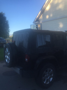 SOFT TOP for 2009 JEEP WRANGLER FOR SALE $400.00
