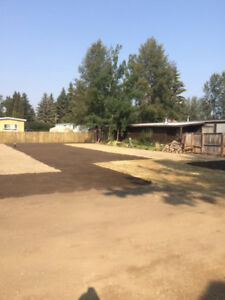 Mobile Home Lots Available in Sylvan Lake and Rocky Mtn House
