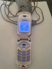 SAMSUNG A800 - Working