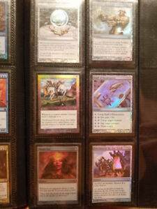 Magic the gathering MTG Foil à vendre / for sale