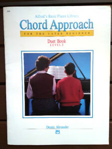 Chord Approach Duets – NEW
