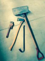Assortment of old Tools.  $100.00 complete