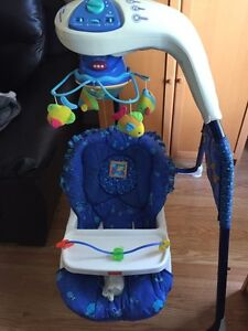 Fisher Price Aquarium 2 way swing