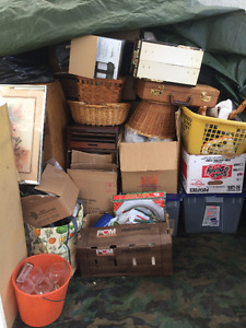 ESTATE YARD SALE