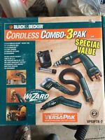 Black and Decker Cordless Combo