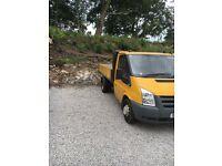 Ford Transit 350 115 6speed