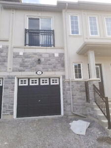 Brand New Town for Rental in Whitby Near 401  and GO
