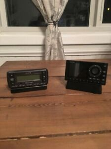 2 Sirius XM Radio Kits  Home & Vehicle