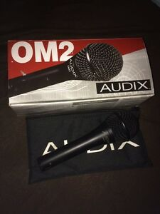 Audix OM2 microphone Kitchener / Waterloo Kitchener Area image 1