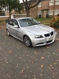 BMW 320d msport with sat nav Bluetooth etc