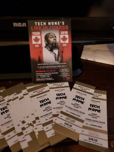 **CHEAP TICKETS**TECH N9NE  LIVE IN CONCERT MARCH 10TH TORONTO!!
