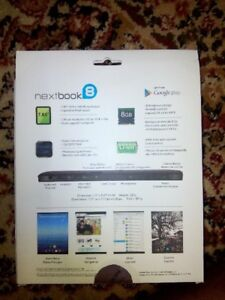 "2 Next Book 8 Tablets and 1 RCA Pro 10 Edition  10"" Tablet"
