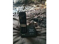 BT Cordless answer phone true call
