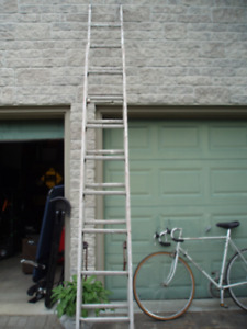 22 FOOT LADDER