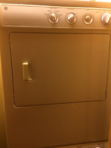 Like New GE Stackable Dryer