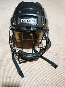 Men's Size Medium - Large Hockey Helmet