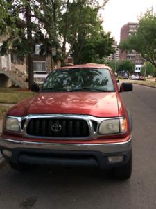 Toyota tacoma 2002 4x4