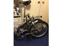 "Mayfair optima 20"" folded bike, bicycle Excellent condition first see then buy it."