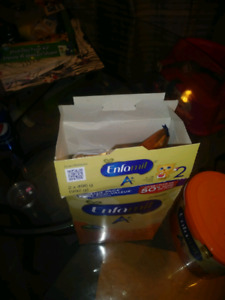 Enfamil A step 2 un. Opened seal