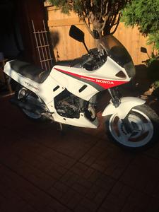 Honda VT250F Special Edition