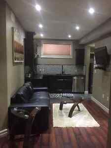 EXECUTIVE ONE BEDROOM BASEMENT SUITE AVAILABLE 1st Oct