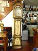 GRANDFATHER CLOCK HOWARD MILLER HAND PAINTED VERY RARE BEAUTIFUL City of Montréal Greater Montréal Preview