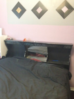 double size box bed for sale