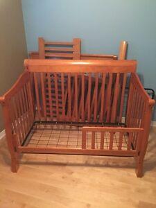 lits bébé bassinette 4 en 1 convertible