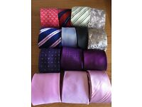 14 quality ties - all for £25
