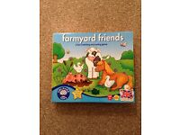 Orchard Toys - Farmyard Friends Game