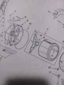 Parts for Maytag 2000 series washer on sale. Windsor Region Ontario image 3