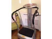 Crazyfit massage vibration exercise machine