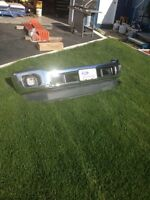 Front bumper for a F2 50 King Ranch