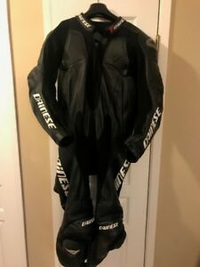 Dainese Leather Riding Suit- Mint Condition