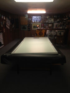Air Glide Hockey / Ping Pong Table Top